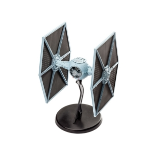 Star Wars VII: Model Tie Fighter