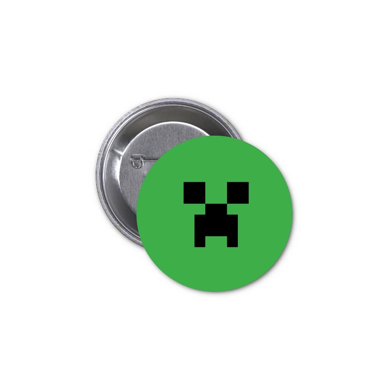 Minecraft: Placka Creeper